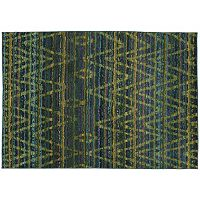 StyleHaven Gypsy Tribal Chevron Rug