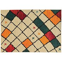 StyleHaven Gypsy Tribal Diamond Rug