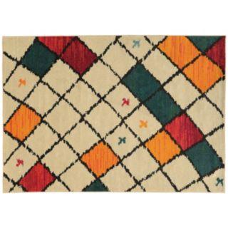 StyleHaven Gypsy Tribal Diamond Rug