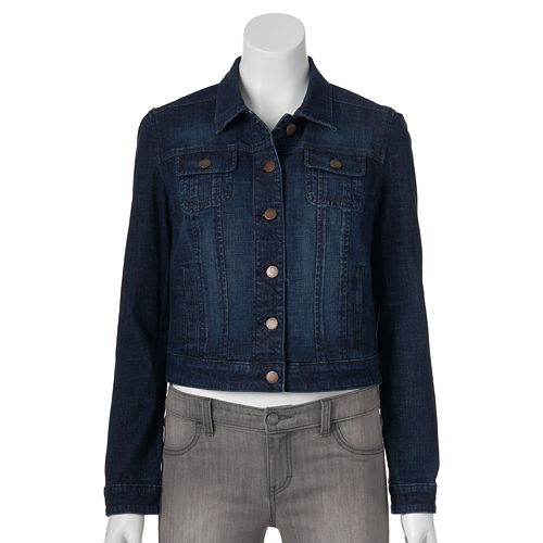 Women's ELLE™ Denim Jacket