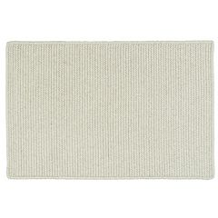 Sunbrella Simple Braided Reversible Indoor Outdoor Rug
