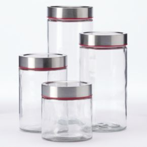 Food Network? 4-pc. Kitchen Canister Set