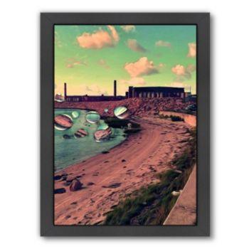 Americanflat Landscape Framed Wall Art