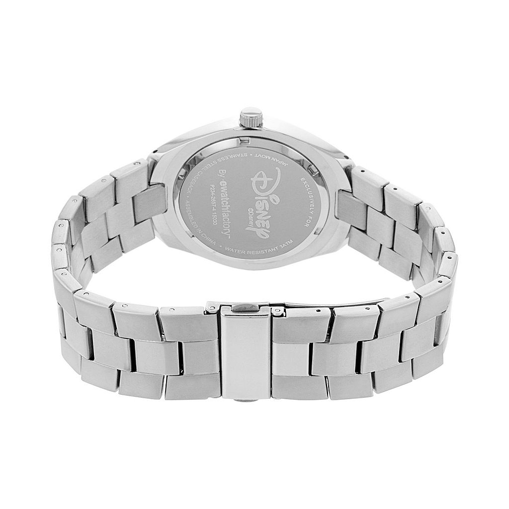 Disney's Snow White Grumpy Men's Stainless Steel Watch