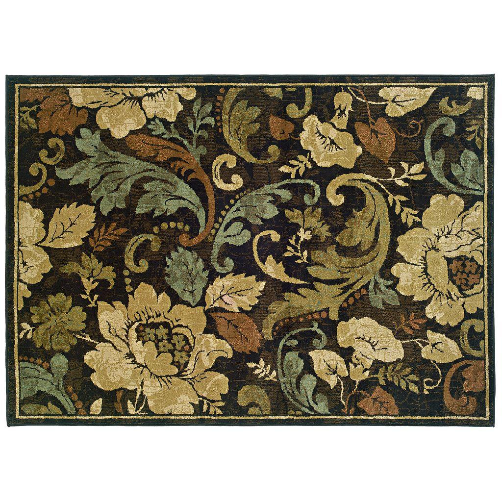 Oriental Weavers Huntington Floral Rug