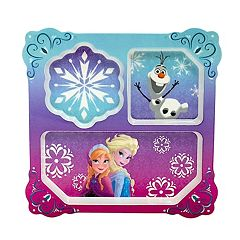 Disney's Frozen 9.5 in Divided Plate by Jumping Beans®