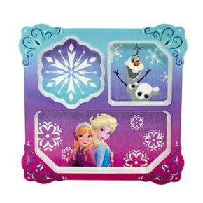 Disney's Frozen 9.5-in. Divided Plate by Jumping Beans®