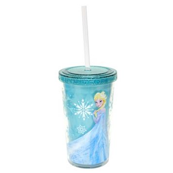 Disney's Frozen Elsa 12-oz. Straw Tumbler by Jumping Beans®