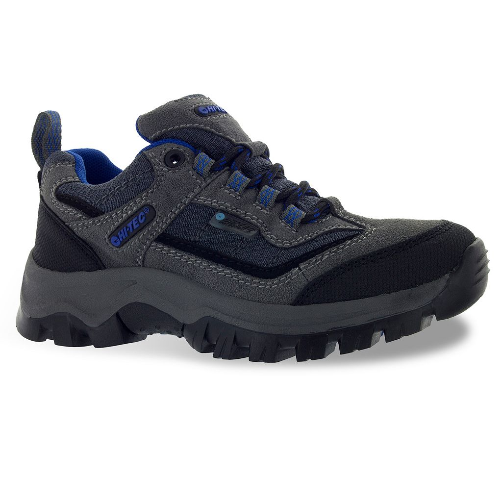 Hi-Tec Hillside Jr. Boys' Low-Top Waterproof Hiking Shoes