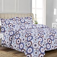 Luxury 3-pc. Flannel Duvet Cover Set