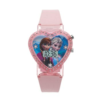 Disney's Frozen Anna & Elsa Girls' Digital Watch