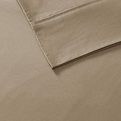 Madison Park 600-Thread Count Pima Cotton Sheets