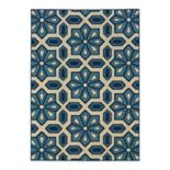 StyleHaven Cayman Geometric Indoor Outdoor Rug