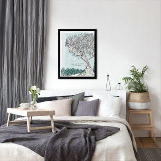 Americanflat Paula Mills ''Every Oak Tree'' Framed Wall Art