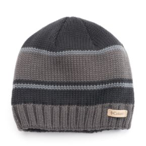 Columbia White Pine Striped Beanie - Men