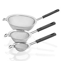 Polder 3-pc. Strainer Set