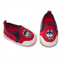 Baby UConn Huskies Crib Shoes