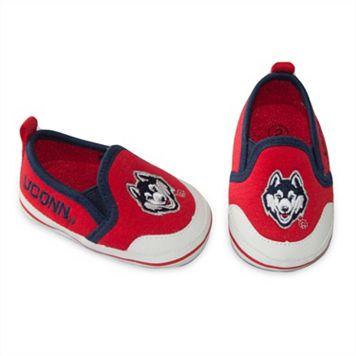 Baby UConn Huskies Crib Shoes