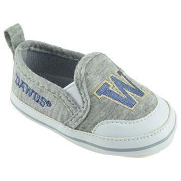 Baby Washington Huskies Crib Shoes