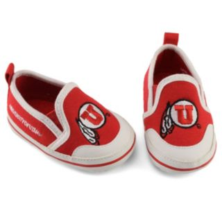 University of Utah Utes Crib Shoes - Baby