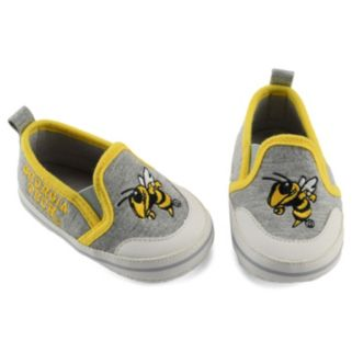 Georgia Tech Yellow Jackets Crib Shoes - Baby