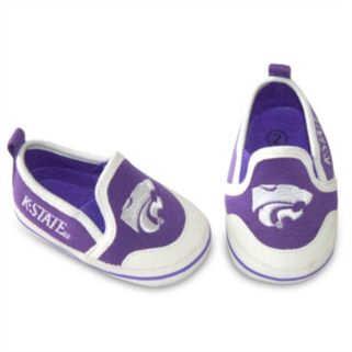 Kansas State Wildcats Crib Shoes - Baby