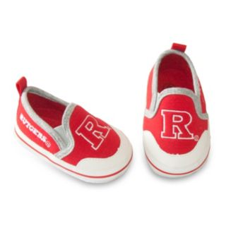 Rutgers Scarlet Knights Crib Shoes - Baby