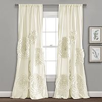 Lush Decor Serena Curtain - 54'' x 84''