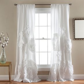 Lush Decor Serena Window Curtain - 54'' x 84''