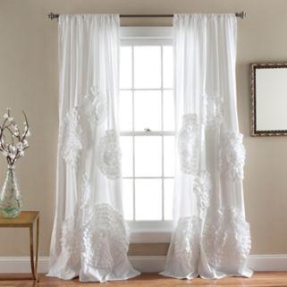 Lush Decor Serena Window Curtain - 54'' x 84''