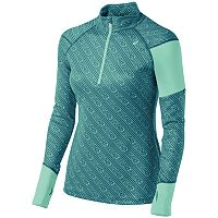 ASICS Thermostripe Half-Zip Mockneck Running Top - Women's