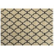 StyleHaven Dalton Lattice Shag Rug