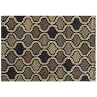 StyleHaven Dalton Ogee Geometric Shag Rug