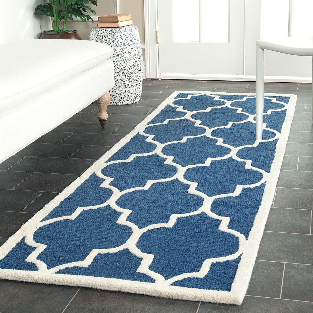 Safavieh Cambridge Trellis Wool Rug