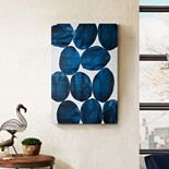 INK+IVY ''Painted Puzzle'' Canvas Wall Art