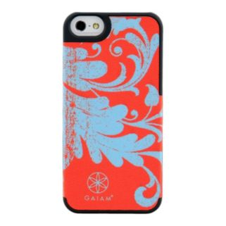Gaiam iPhone 5 / 5S Fabric Hard Shell Cell Phone Case