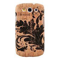 Gaiam Samsung Galaxy S3 Cork Cell Phone Case