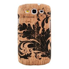 Gaiam Samsung Galaxy S3 Cork Cell Phone Case