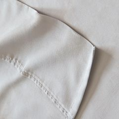 Portsmouth Home Solid 1000-Thread Count Sateen Deep-Pocket Sheets