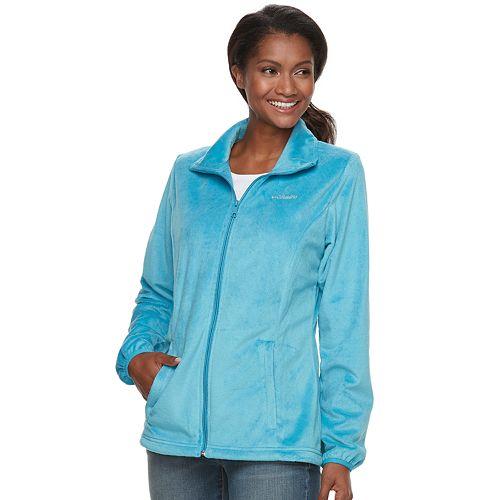 2027953a39b Women s Columbia Blustery Summit Fleece Jacket