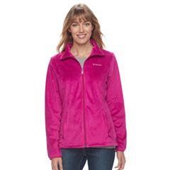 Women's Columbia Blustery Summit Fleece Jacket