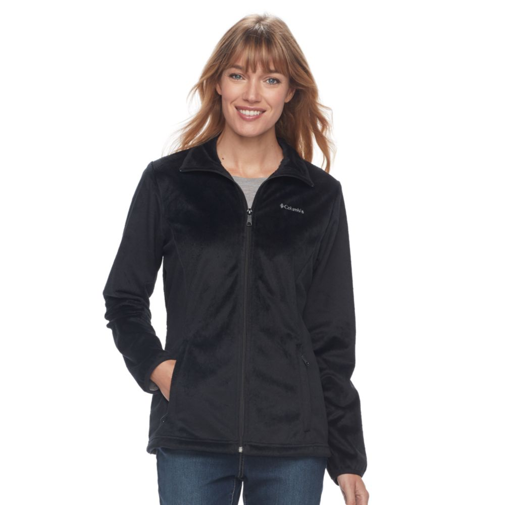 Columbia Blustery Summit Fleece Jacket