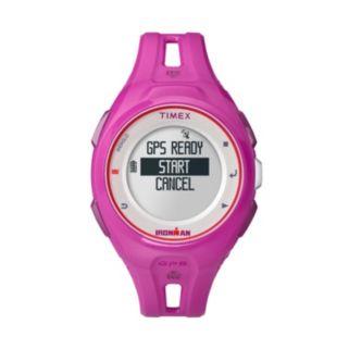 Timex Women's Ironman Run X20 Digital GPS Watch - TW5K87400F5