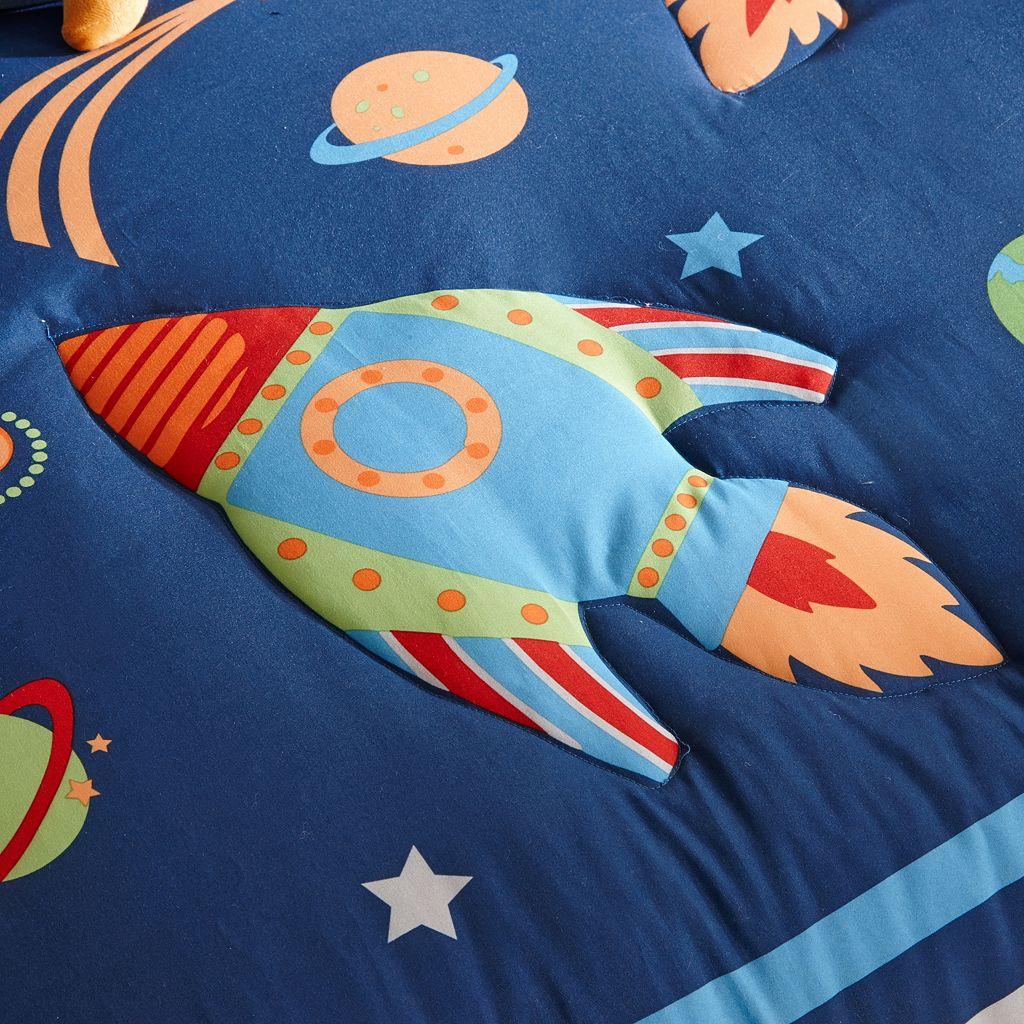 Mi Zone Kids Space Ranger Comforter Set
