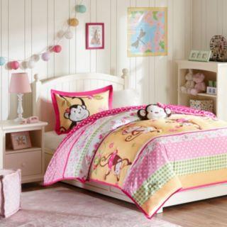 Mi Zone Kids Monkey Madness Comforter Set