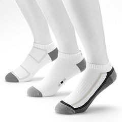 Men's Tek Gear® 3-pk. Performance Low-Cut Socks