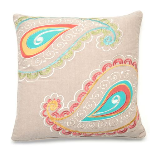 Ashbury Spring Embroidered Pai...