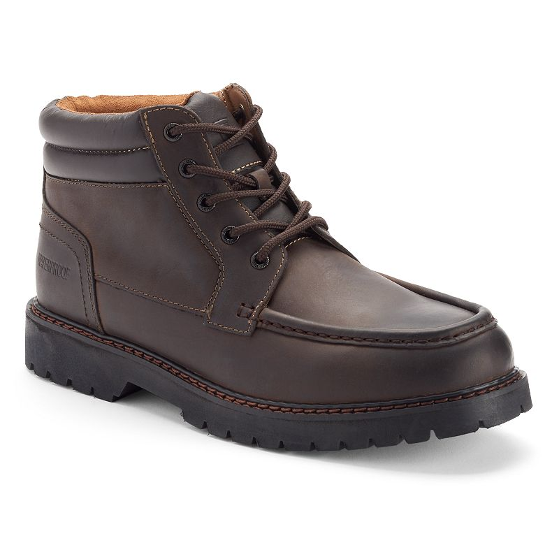 Chaps Winslow Men's Lace-Up Waterproof Ankle Boots