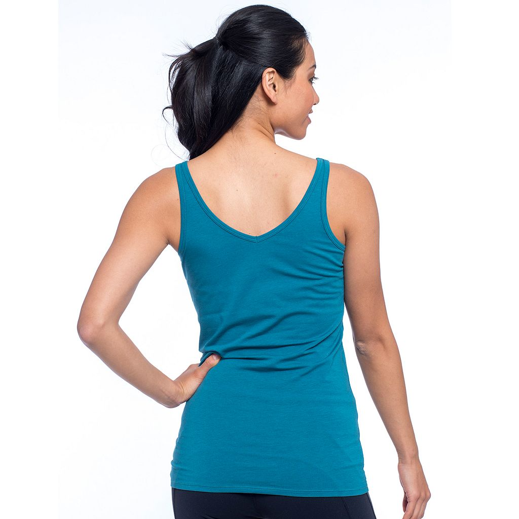 Women's Soybu Lola Scoopneck Yoga Tank