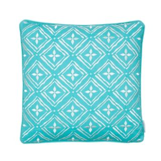 Biscayne Geo Throw Pillow